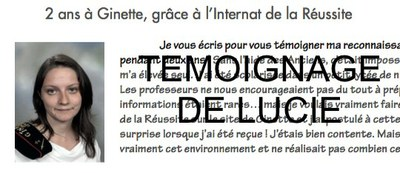 temoignage-de-lucie-internat-de-la-reussite-2013-2015