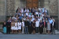 Equipe pédagogique, administration et aumôniers