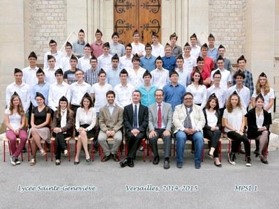 MPSI1 2014