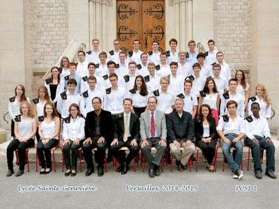 PCSI1 2014