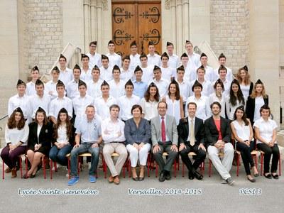 PCSI3 2014